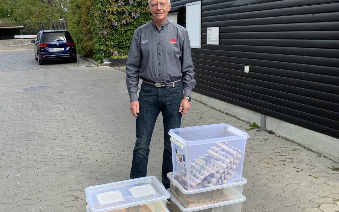 Vi donerer foderdyr til Københavns Zoologiske Have