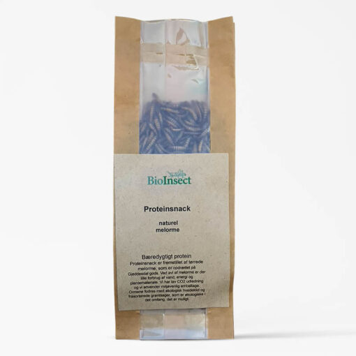 Proteinsnack - melorme naturel