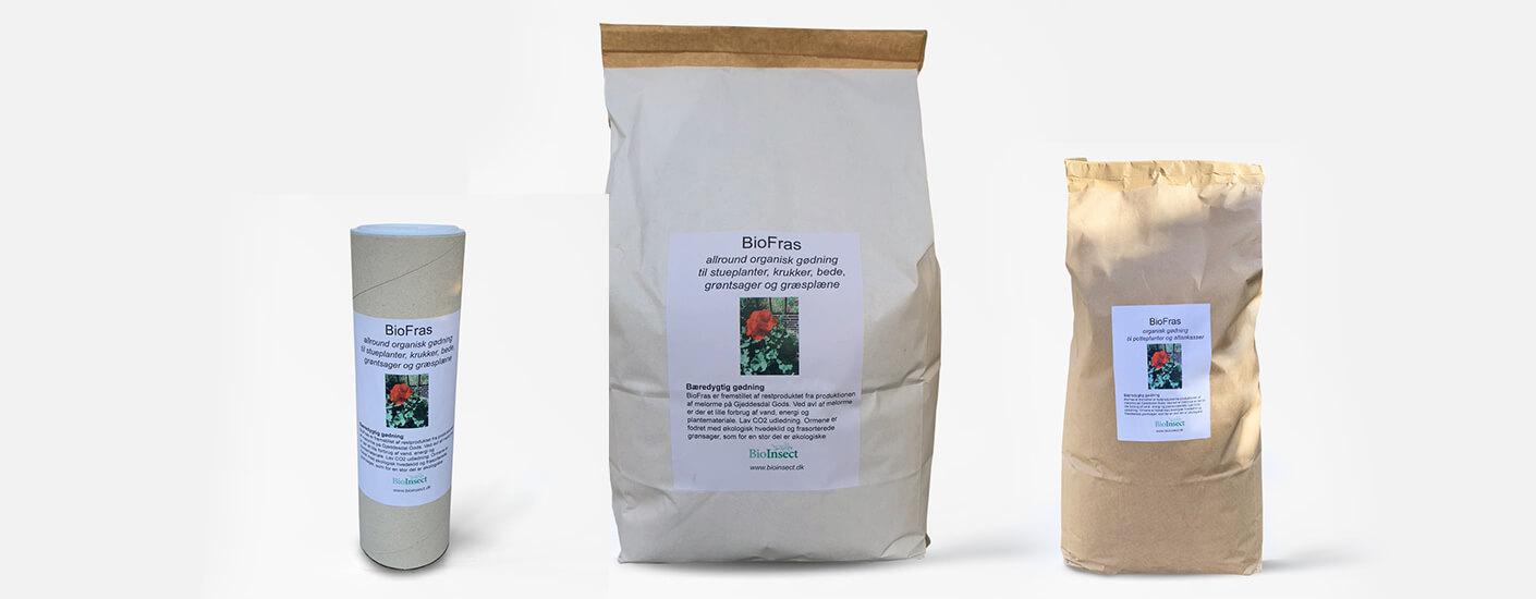 Artikler om BioFras